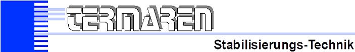 Schotterstabilisierung